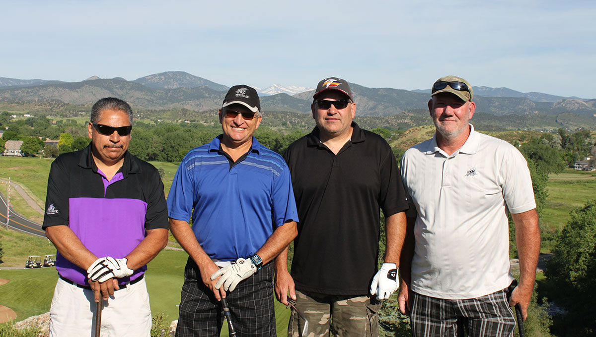 Quality Renovations Golf Outing raises $1900+ for Project One!