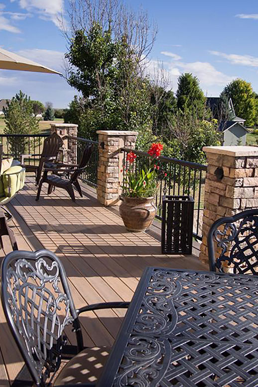 Broomfield CO Outdoor Living Spaces